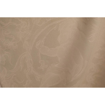 Mantel Rectangular x12 Jaquard Ángeles Rosa 270x180 +12 Servilletas 8084