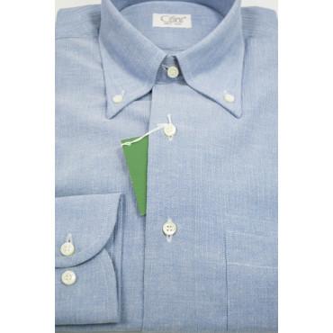 CASSERA Shirt 15 38 Heavenly Embossed ButtonDown