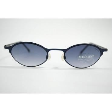 Missoni Occhiali da Sole Metallo Lenti Blu sfumate - 04
