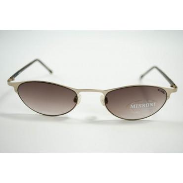 Missoni Occhiali da Sole Metallo Lenti Marrone - 08
