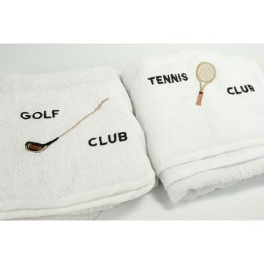 Tennis Club - Golf Club Neck Sport Towel