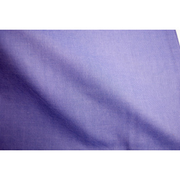 Duvet cover 1Piazza and Half Dark Purple Woven 220x250 without pillowcases 7059