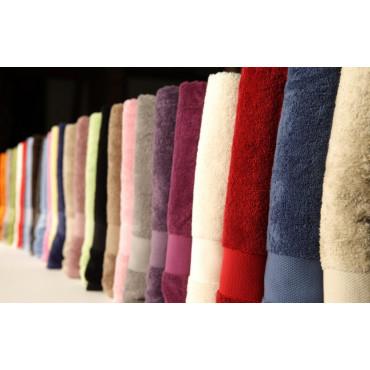 Luxury Face Towel Bidet Set in Heavy Sponge 500 gr Mq