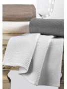 Handdoeken, Luxe Gezicht en Bidet Handdoek honingraat 350 gr - 9 kleuren