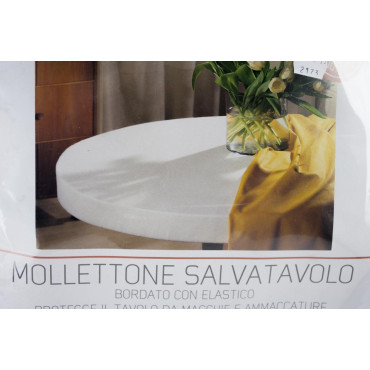 Cubierta de mesa de fieltro Mollettone - rectangular, ovalada, redonda
