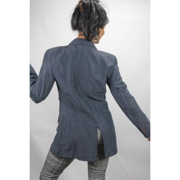 Giorgio Armani Jacket Duster Women's size 42 - Light Blue Stonewash - Vintage-new from shop
