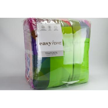 Duvet Quilt Double Bed Geometries, Bright Colors Digital Print