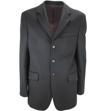 Men's Jacket 52 XL Black...