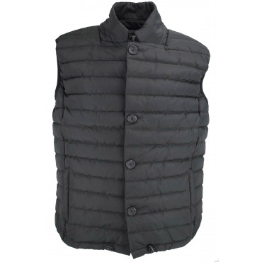 Down Vest Man 52 XL Black - Impervela
