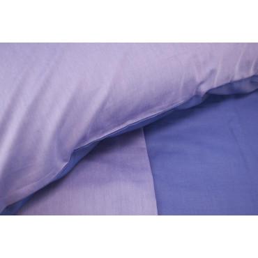 Housse de couette Double deep Purple Damas 255x250 +2 taies d'oreiller beaucoup