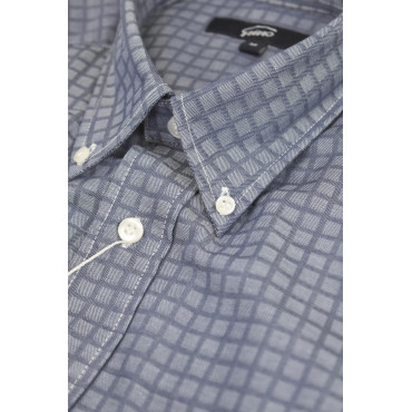 A Classic Shirt, The Heavenly Man Dark Small Paintings, Woven - Button-Down