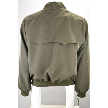BOMBER Chaqueta casual para hombre 48 M Kakhi Military Handle - Trajes, chaquetas y chalecos para hombre