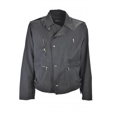 Men's Casual Jacket 48 M Black Ralph Laurent - sample head