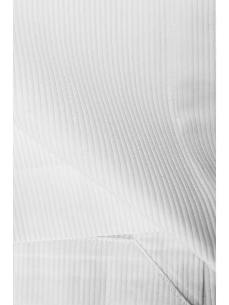 Bedspread Copritutto White Pique with Light Lines