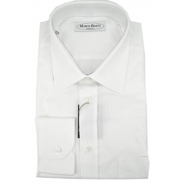Designer shirts Men White Tintaunita neck French