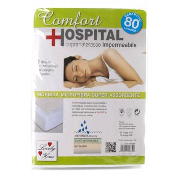 Mattress cover Impermabilizzato Double Micorfibra PVC corners mattress pads
