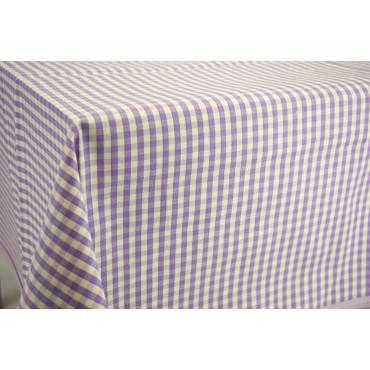 Tela por metro Cuadrados Country Amarillo Violeta Azul Crudo - H180 Pure Cotton