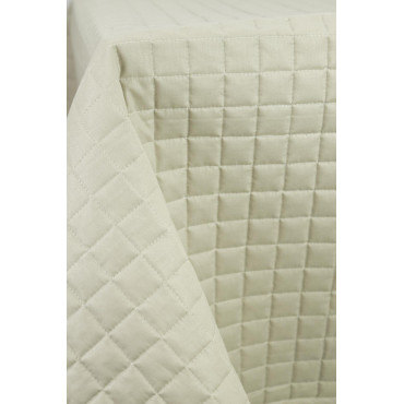 Quilted Bedspread Pure Cotton Reversible Padding To Enhance The Summer