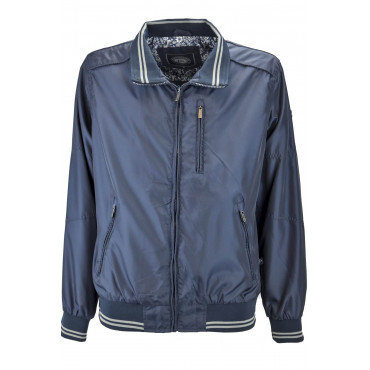 Men's Lightweight Waterproof Bomber Jacket