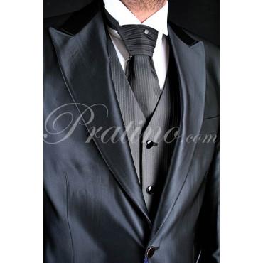3013 Mezzo Tight Tait Uomo 50 Completo 4Pz Cerimonia Sposo/Padre Sposi -  Abiti Uomo, Giacche e Giubbotti