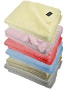 Leichte Decke, Doppel-Milchig-Weißen Mohair Und Wolle