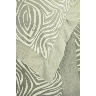 Draps De Flanelle Chaude Coton Zebra - Jolie