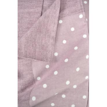 Sheets Flannel Warm Cotton Polka-Dot - Jolie