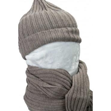 Cappello+Sciarpa maglia in...