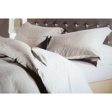 Marta Marzotto Duvet Cover No Iron Tintaunita Snake Reversible Soft Microfiber +2 Pillowcases