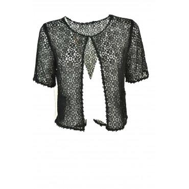 Jacket Woman in a lace...