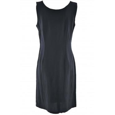Blue sheath dress 42 in...