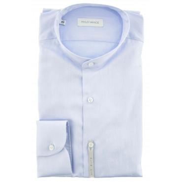Man shirt stand up Collar...