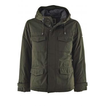 Eco Down Jacket Man short...
