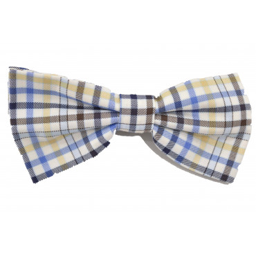 Bow tie-checkered