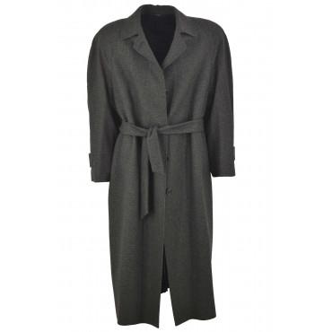 Woman Coat Fabric Loro...