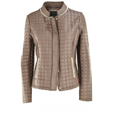 Quilted Jacket...