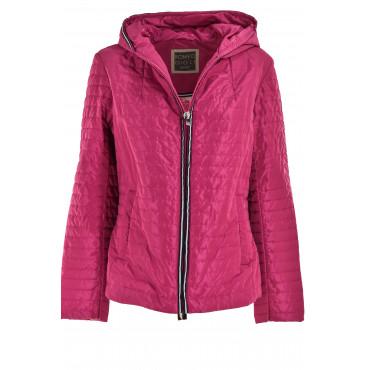 Quilted jacket ladies Half...