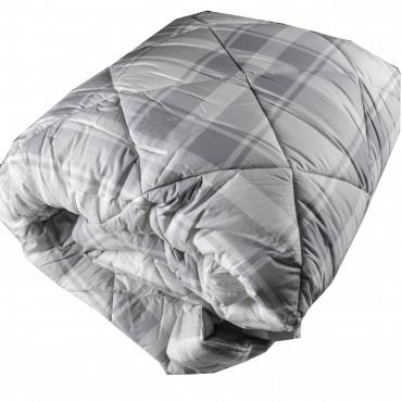 Quilt Double Duvet Lumiere Wide Striped Lining, Pure Cotton