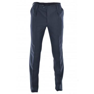 Trousers Man Classic Wool...