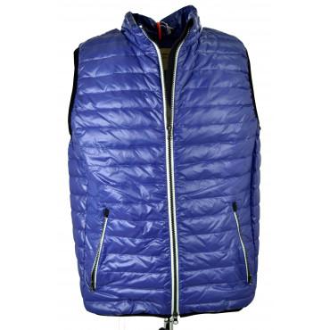 Vero Down Jacket Man Bluette