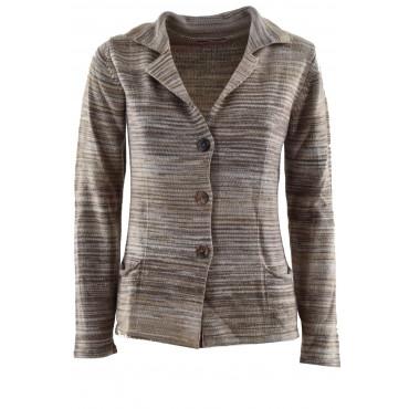 Knit Cardigan Jacket...