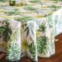 Tischdecke Schmutzabweisend Aus Reiner Baumwolle Liquidproof