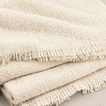 Light blanket Mohair Wool,...