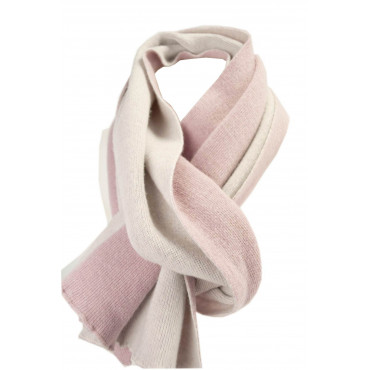 Great Scarf Woman Pink...