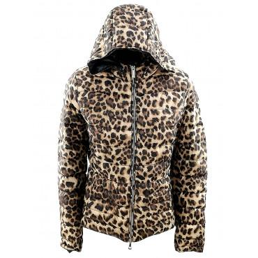 Jacket Down Jacket Hood...