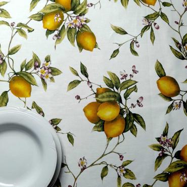 Tovaglia Panama Limoni di Positano
