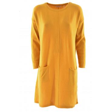 Maxi pull mini dress...
