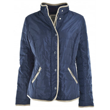 Quilted Jacket Women...