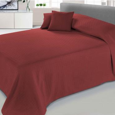 The Bedspread Wrinkled...