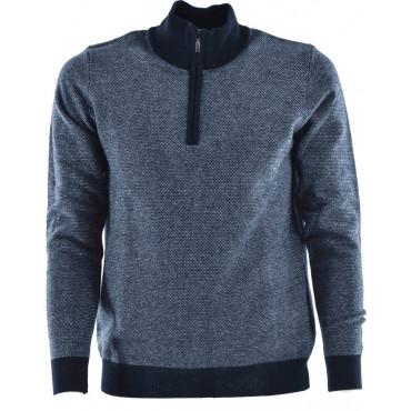Men's Sweater Turtleneck...